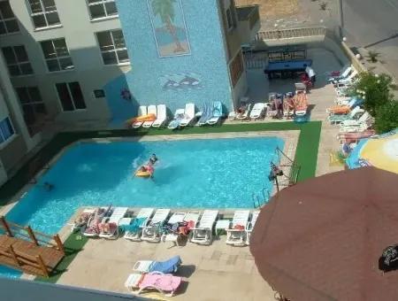 Marmaris Merkezinde Satılık 33 Odalı Apart Otel